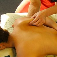 Cours massage Deep Tissue : bas du corps